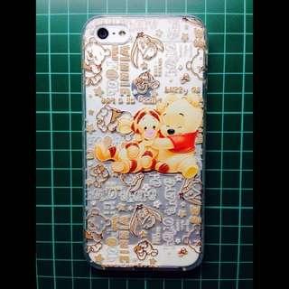[全新]小熊維尼 iPhone5 5s手機殼