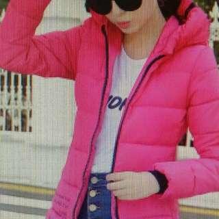 BN shocking pink Jacket
