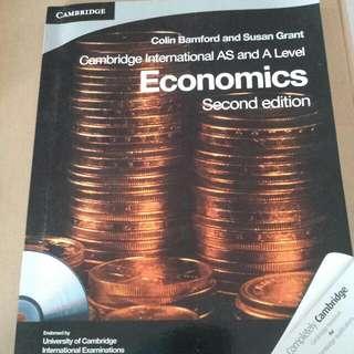 A Levels Economics Textbook