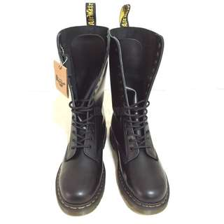 Dr.martens 1914 黑色 14孔 馬丁 馬汀 靴子 鞋子