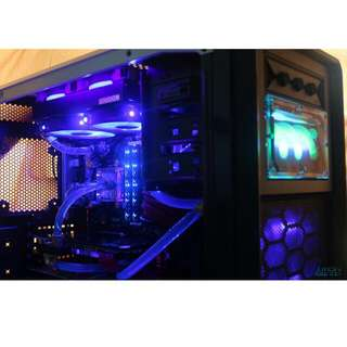 Custom Water Cooled Gaming PC (Negotiable)