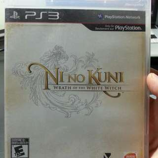 PS3 Ni No Kuni R1