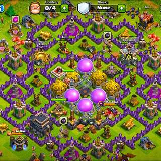Clash Of Clans Bot.