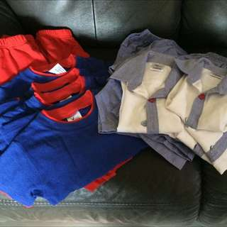 PCF Sparkletots Uniforms For Boys