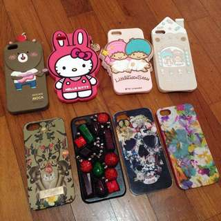 Iphone 5/5s Casing Clearance