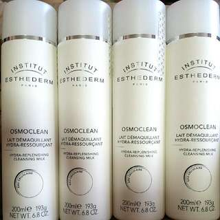 Institut Esthederm : Osmoclean Hydra Cleansing Milk
