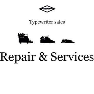 Custom Made Colour For Typewriter
