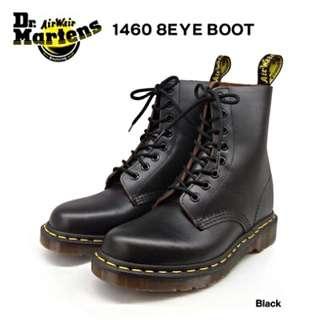 全新 Dr.Martens 馬丁靴(保留)
