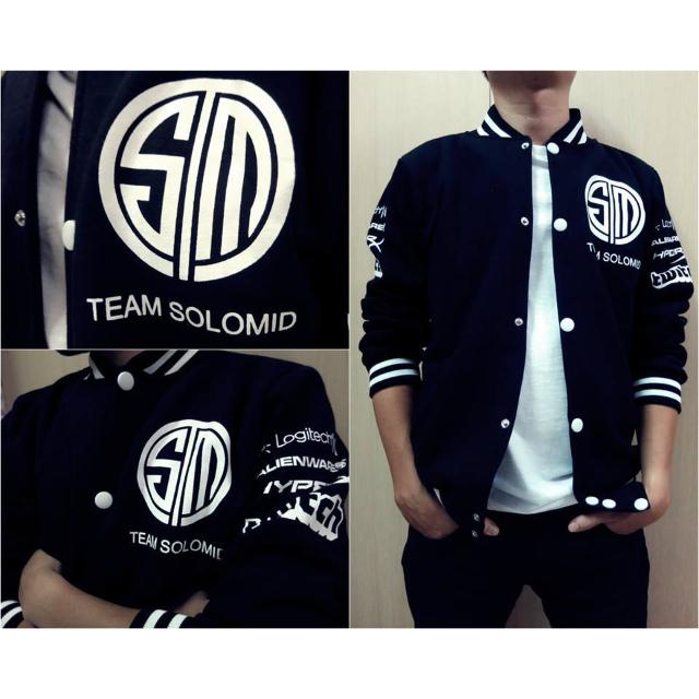 league of legends team solomid tsm gaming jacket hoodie toys
