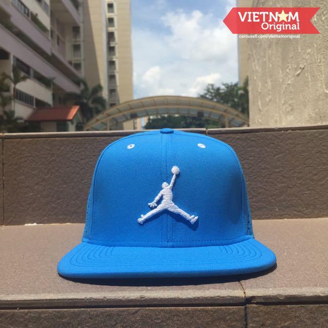 Nike Air Jordan Snapback Hat Cap Authentic, Sports on Carousell
