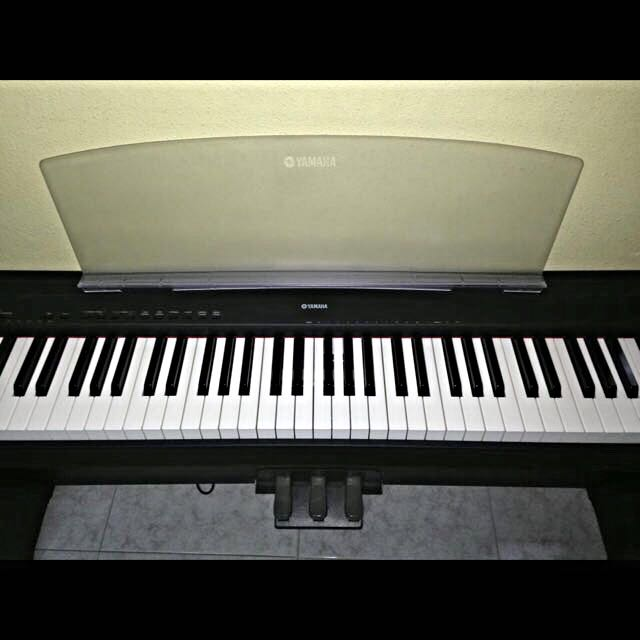 (RESERVED) Used Yamaha Digital Piano P-95