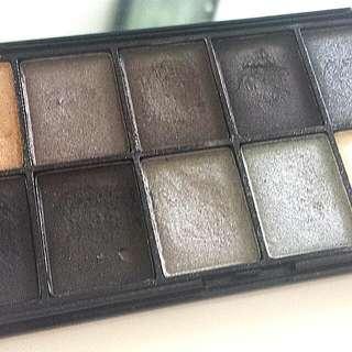 Nyx : Smokey Eye Palette