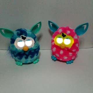 Pair Of Furby
