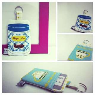 WS ID Card Holder (New)