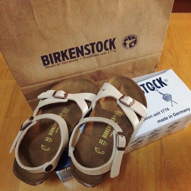 Birkenstock Rio系列涼鞋