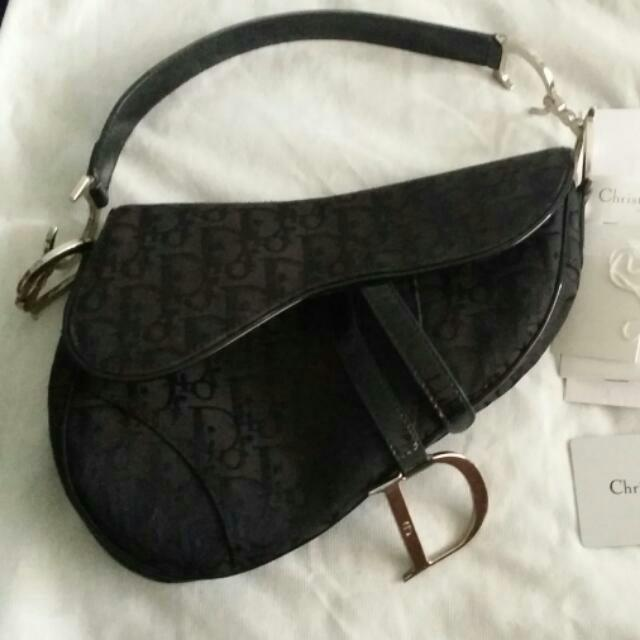 Christian Dior Saddle bag 2005408b31df4