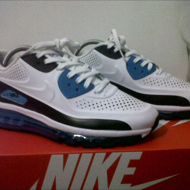 Nike air max 90 2014 ltr qs, Sports on Carousell
