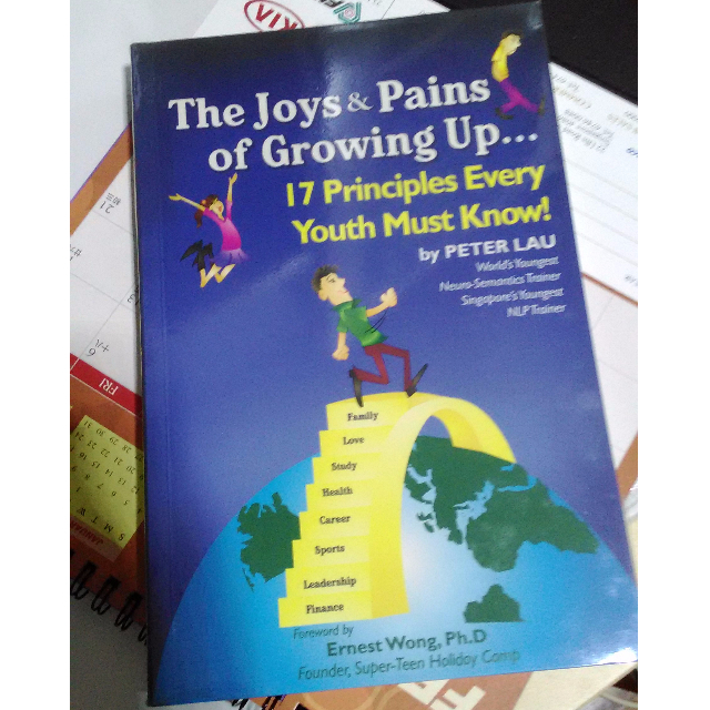 The Joys & Pains of Growing Up...