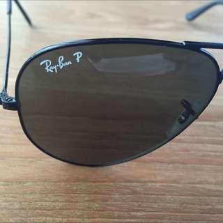 Ray Ban Aviator Classic Polarized Sunglasses