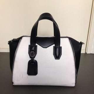 Topshop B&W Shoulder Bag
