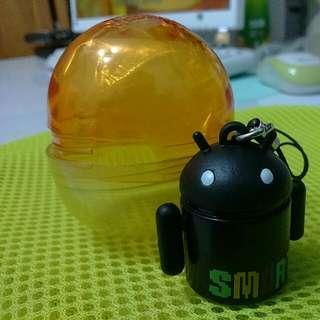 【絕版品出清】Android 機器人吊飾扭蛋