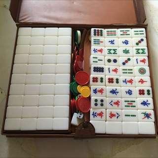 Mahjong Set (used)