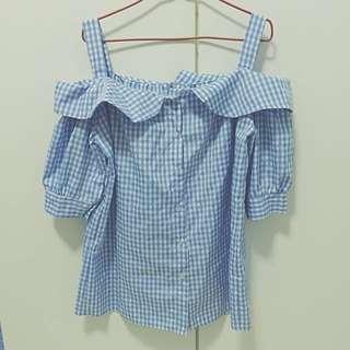 BabyDoll Off Shoulder Top/Dress
