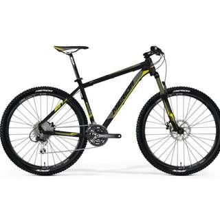 "Merida Big Seven 7 100 (2014) Cross Country Mountain Bike 27.5"" Hardtail"