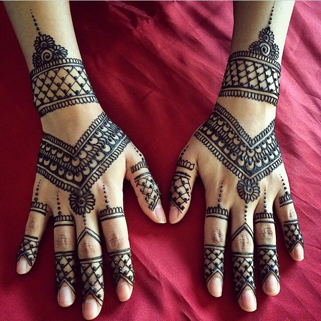 Henna For All At Reasonable  Price