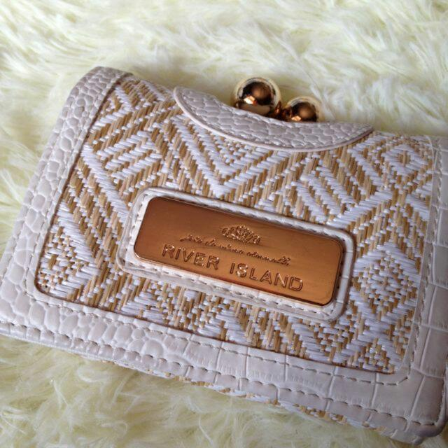 (Reserved) River Island Bifold Purse