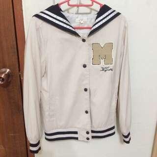 PENDING Sailor Jacket Biege