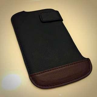 降降降📉 Element Case 手機皮革保護套