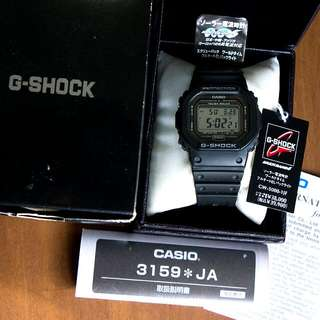 "G-SHOCK GW5000 ""Origins"" MULTIBAND6 WATCH CASIO"