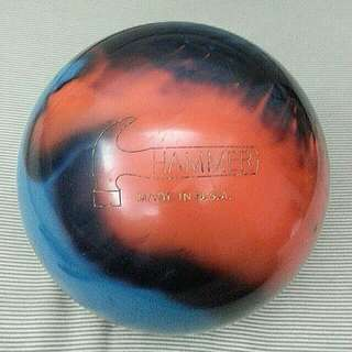 Hammer First Blood bowling ball