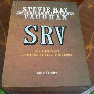 Hardbound Stevie Ray Vaughan Book Set <Repriced>