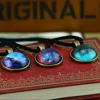 [LIMITED INSTOCK] Galaxy Pendant Necklace