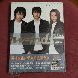 W-inds Vacanza Photobook