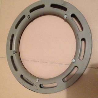plastic chain guard