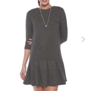 Looking For Love Bonito Delvaney Textured Dress Size XL