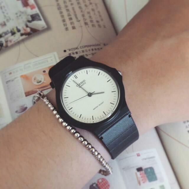 全新/CASIO 卡西歐指針錶