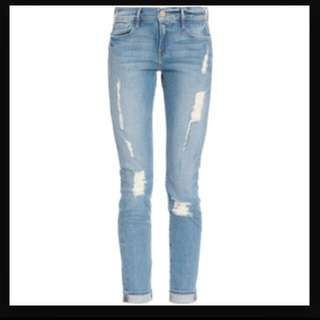 Factorie Ripped Santiago Jeans [PENDING TO @LIMINTOH]