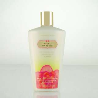 BN Limited Edition Victoria secret hello Darling Body Lotion 250ml