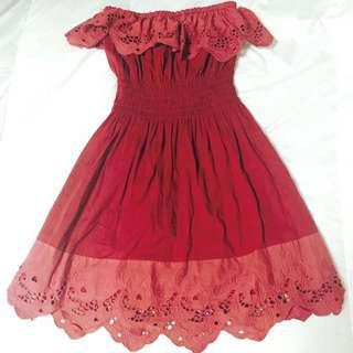 Bohemian Tube Dress(pending)