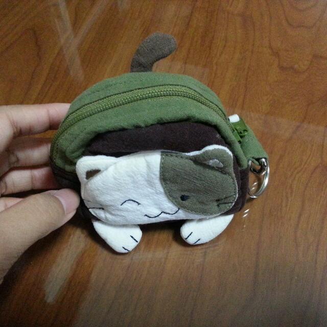 卡拉貓 貓咪 零錢包 錢包