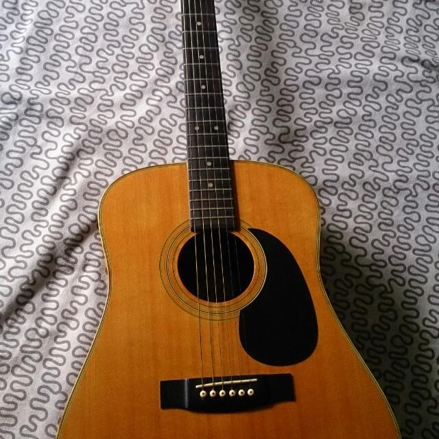 Hondo guitars rare Hondo Super