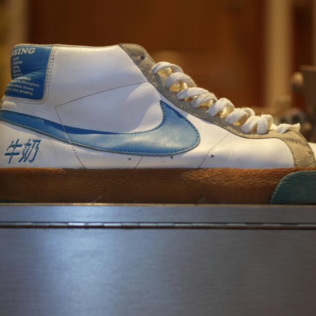 Nike SB Blazer Milkcrate, Men's Fashion