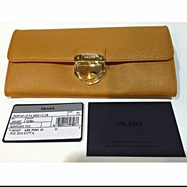 *NEW* Prada Wallet