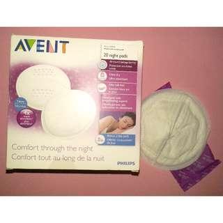 Avent Night Breast Pads