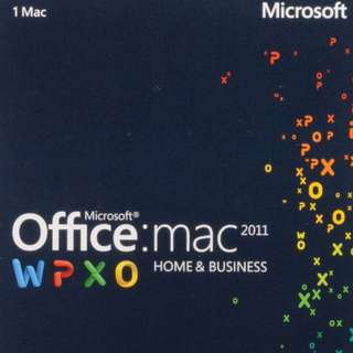 Microsoft Office 2011 For Mac Users
