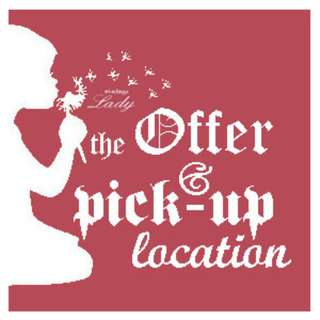 Vintage Lady - Offer and Pick-Up Location
